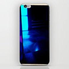 Blue Ship iPhone & iPod Skin