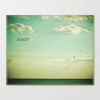 Soar Canvas Print