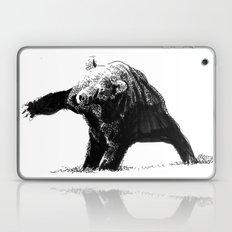 The Big Bad Bear by Chuchuligoff Laptop & iPad Skin
