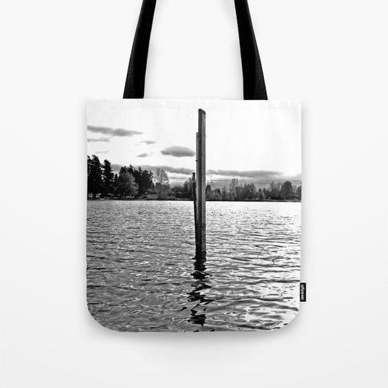 Scenic solitude Tote Bag