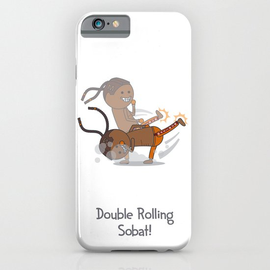 Double Rolling Sobat! iPhone & iPod Case