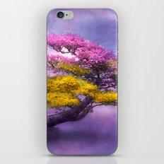 MYSTIC TREE iPhone & iPod Skin