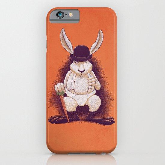 A Clocwork Carrot iPhone & iPod Case