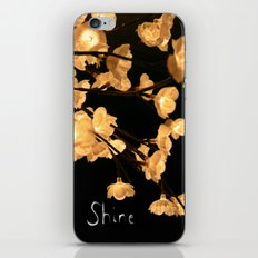 Shine iPhone & iPod Skin