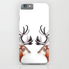 Reindeer  iPhone 6 Slim Case