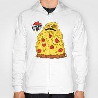 Pizza The Hutt Hoody