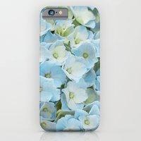 iPhone & iPod Case featuring hydrangea by terciopelogris