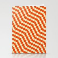 Midcentury Pattern 03 Stationery Cards