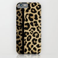 CLASSIC LEOPARD SKIN iPhone 6 Slim Case