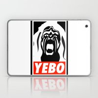 YEBO WARRIOR Laptop & iPad Skin