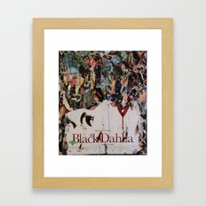 Dhaila Framed Art Print