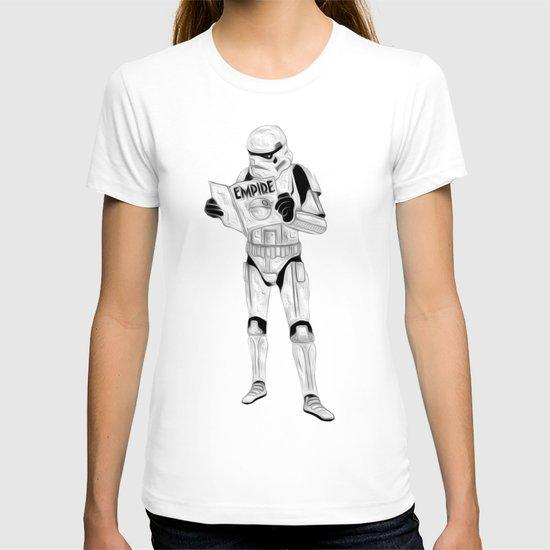 trooper empire T-shirt