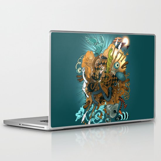 I've seen things (Blade Runner) Laptop & iPad Skin