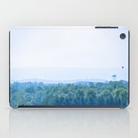 Mountain Blues iPad Case