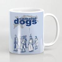 Camelot Dogs Mug