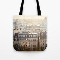 Dans Mon Reve de Paris Tote Bag