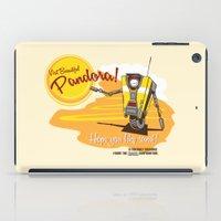Visit Pandora! iPad Case