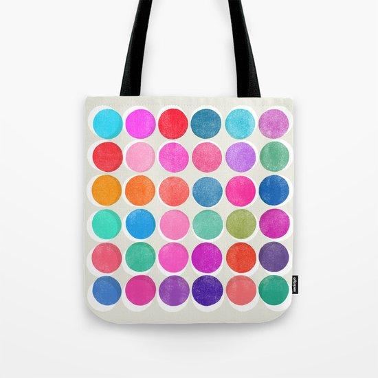 colorplay 7 Tote Bag