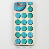 Abstract Bouquet Of Tuli… iPhone 6 Slim Case
