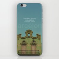 Lively  iPhone & iPod Skin