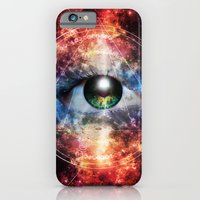 iPhone & iPod Case featuring Quantum space by Ricardo Patino