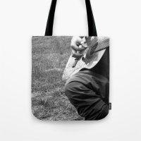Music. Tote Bag