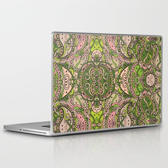 Beautiful morning Laptop & iPad Skin