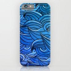 Sea waves Slim Case iPhone 6s