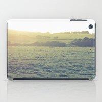 Light In The Fields iPad Case