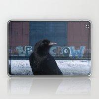Be Crow Laptop & iPad Skin