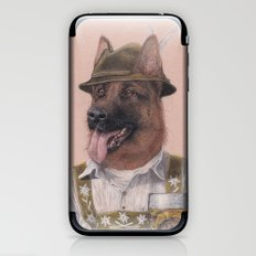 German Shepherd iPhone & iPod Skin