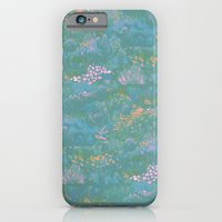 Blue Life in Death Valley iPhone 6 Slim Case