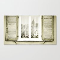 This Reminds Me Of Home … Canvas Print