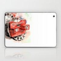 Vintage Gadget Series: V… Laptop & iPad Skin