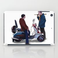 Jimmy Casual iPad Case