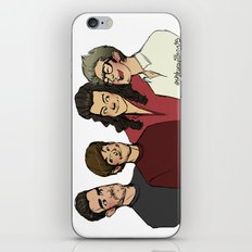 All Together Now iPhone & iPod Skin