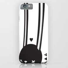 I CAN HEAR YOU ! - LONG EAR BUNNY  iPhone 6 Slim Case