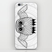 Stealth and surprise iPhone & iPod Skin