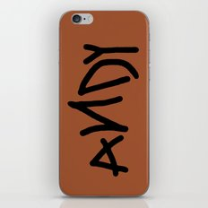 Andy iPhone & iPod Skin