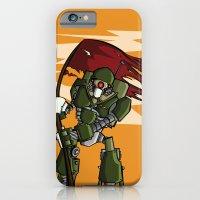 Machine Revolution iPhone 6 Slim Case