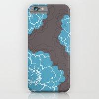 Autumn Peony iPhone 6 Slim Case