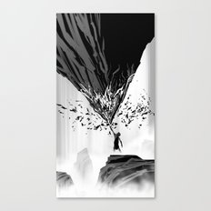 Parker's Quest Canvas Print