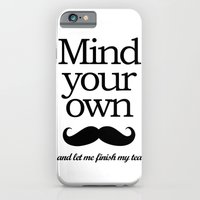 Mind your own... iPhone 6 Slim Case