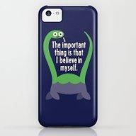 Myth Understood iPhone 5c Slim Case