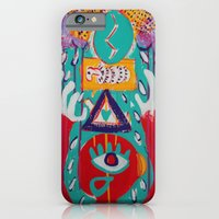 iPhone & iPod Case featuring Apocalypse by Lisa Brown Gallery