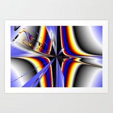 Gamma Ray (27e1) Art Print