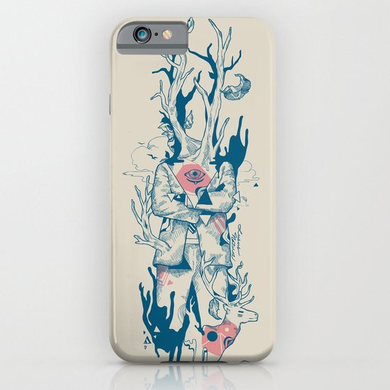 Lusus Naturae iPhone & iPod Case