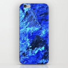 Waves  /abstract iPhone & iPod Skin