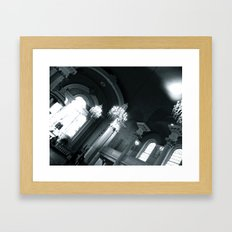 WHITEOUT : Sinners Framed Art Print