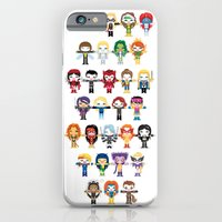 iPhone & iPod Case featuring WOMEN WITH 'M' POWER by We are Robotic